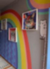Rose Hill Designs Summer's Rainbow low r