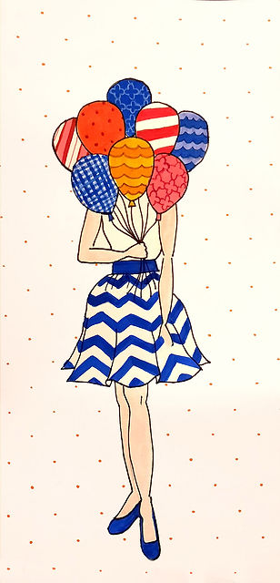 Patterned woman with balloons lr.jpg