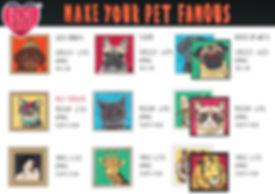 2018 Rose Hill Designs Make your pet fam