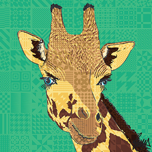 Giraffe in collaboration with ZSL London and ZSL Whipsnade Zoos