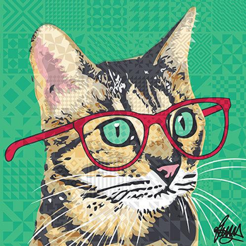 Henry Tabby Cat
