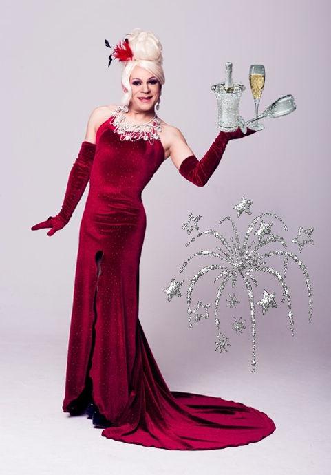 Espectáculo Drag Queen para animación de fiestas.