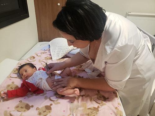 Acupuntura para gestantes e bebês
