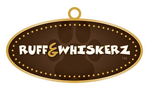 Ruff & whiskers logo