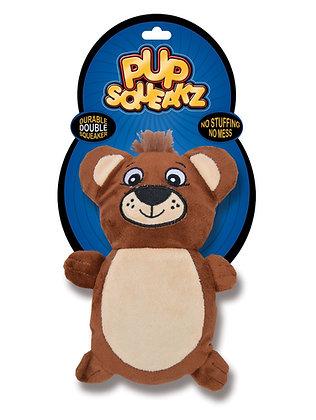 Pup Squeakz Bear
