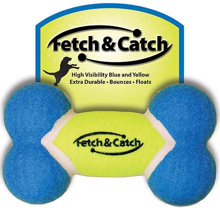 Fetch & Catch Rubber Bone