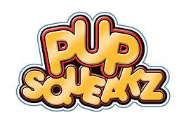 Pup Squeakz logo