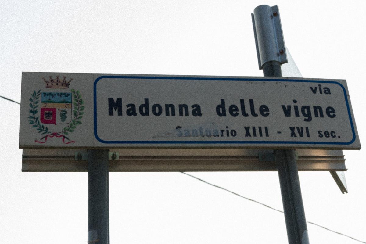 Via Madonna delle Vigne