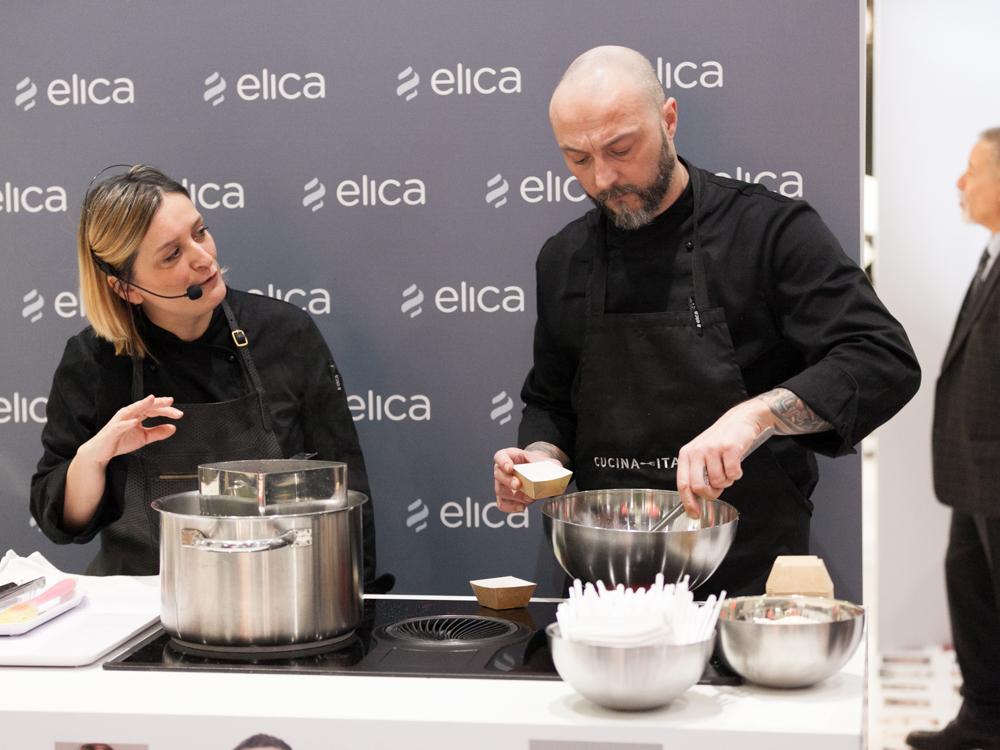 Elica s.p.a. Event
