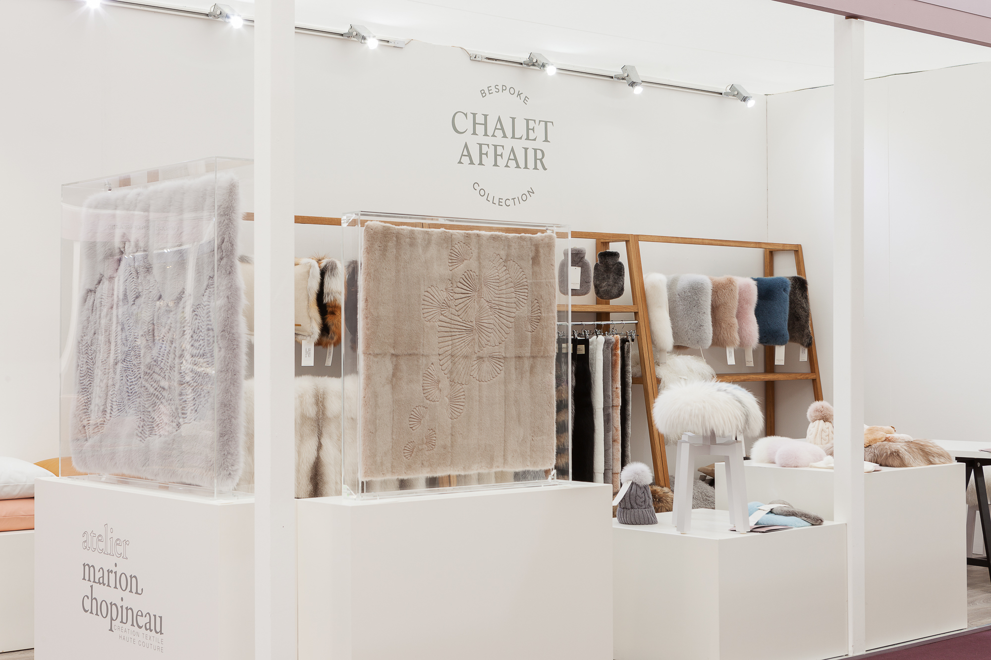 Chalet affair | Decorex 2017