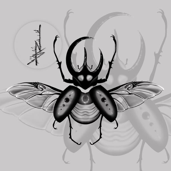moon scarabé