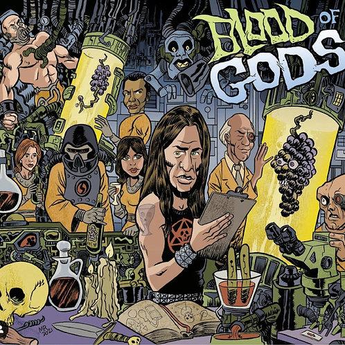 Blood of Gods Zine- Spring 2021