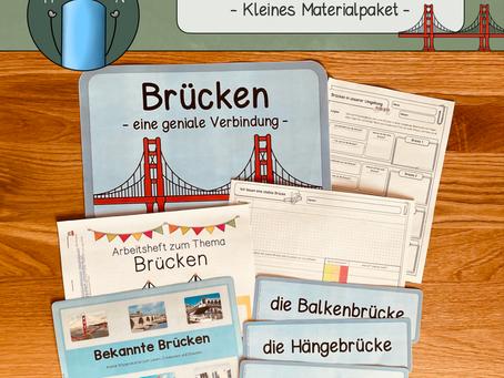 Brücken - eine geniale Verbindung