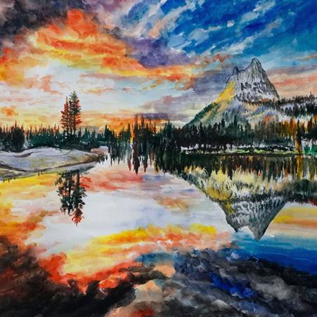 You like Watercolor!