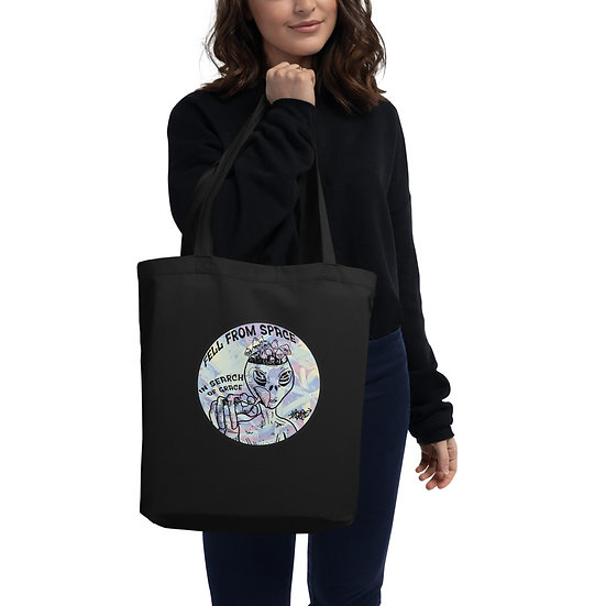 Space Grace Eco Tote Bag