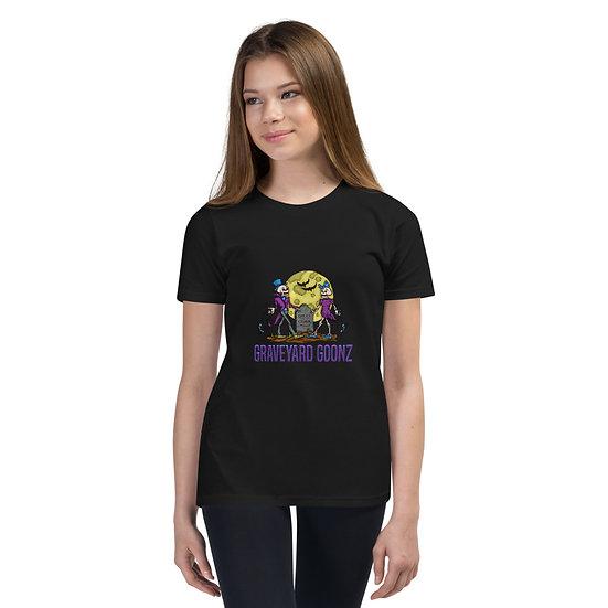Grave Couple Goonz Youth Short Sleeve T-Shirt