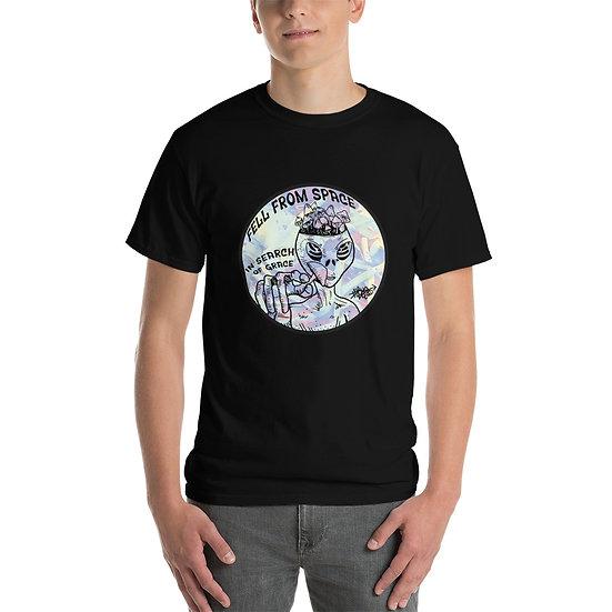Space Grace Short Sleeve T-Shirt