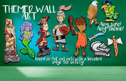 Themed Wall Art