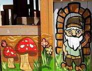 Gnome Mural