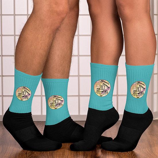 Sour D Socks