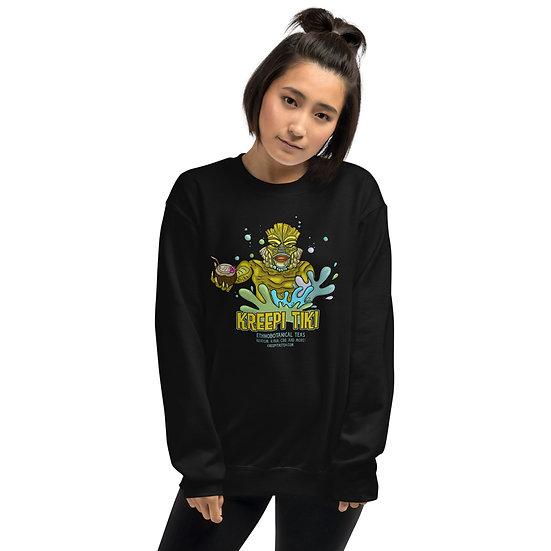 Kreepi Tiki Unisex Sweatshirt