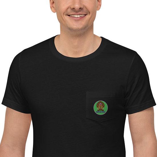 Pocket Club Unisex Pocket T-Shirt