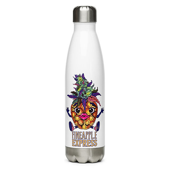 Fineapple Express Stainless Steel Water Bottle
