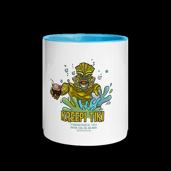 Kreepi Mug with Color Inside