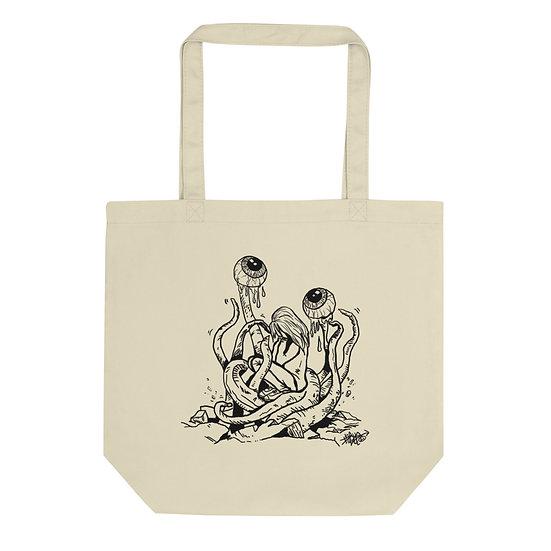 Tentacle Pressure Eco Tote Bag