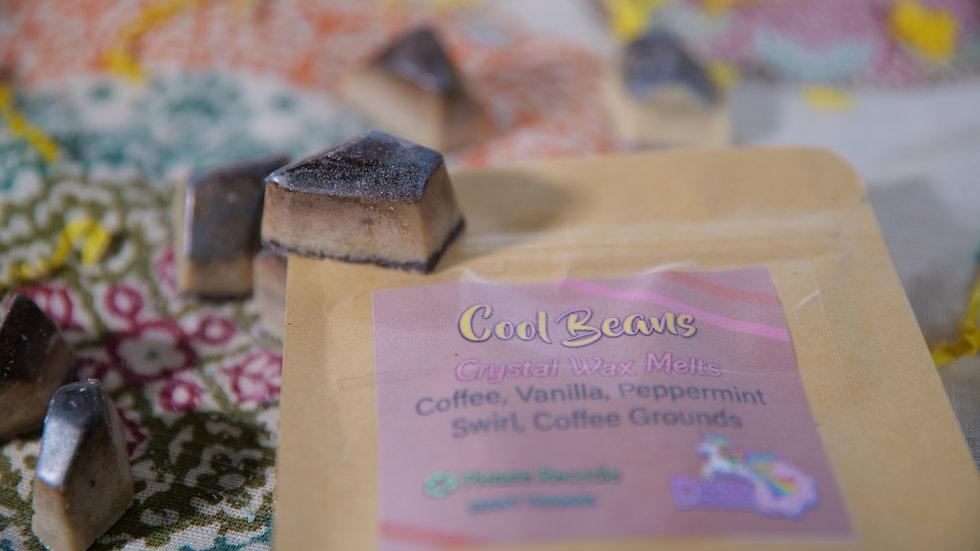 Cool Beans Crystal Wax Melt