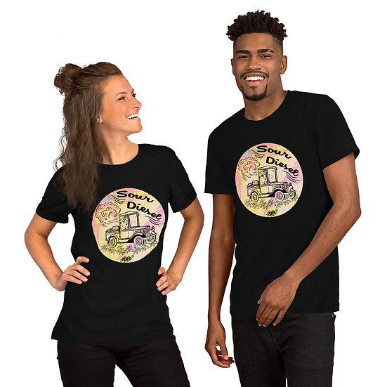 Sour D Short-Sleeve Unisex T-Shirt