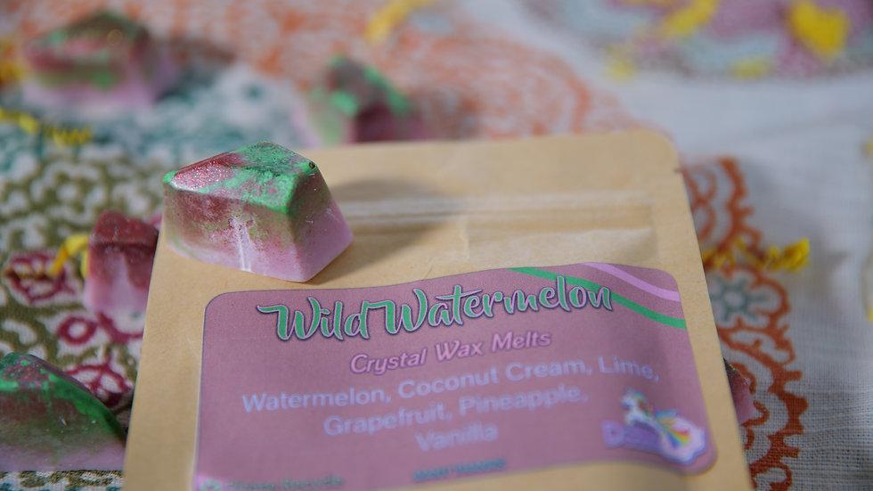 Wild Watermelon Crystal Wax Melts