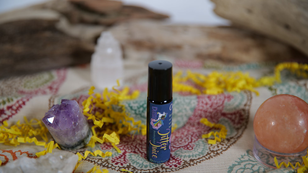 Jitter Juice Essential Oil Roller