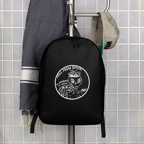 Space Grace Minimalist Backpack