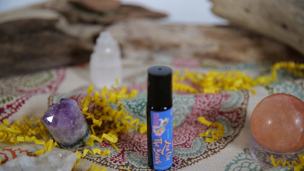 Zen On The Beach Perfume Oil Roller