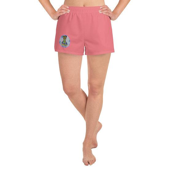 Retro Frankie Women's Athletic Short Shorts