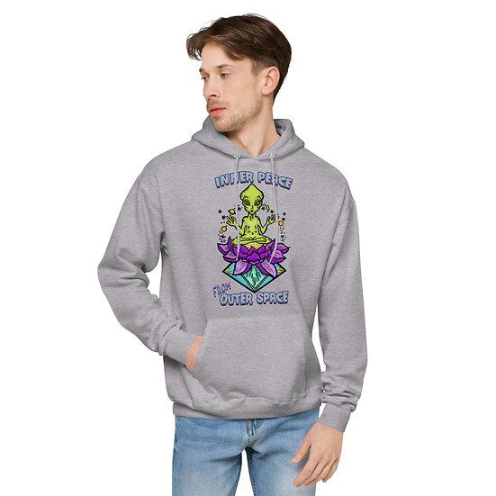Inner Peace Unisex fleece hoodie