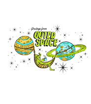 Greetings from Outer Space Design
