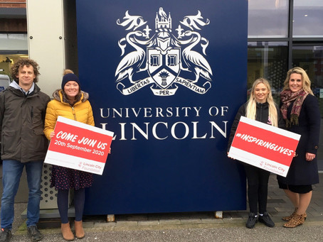 Route Reveal: University of Lincoln Showcased in Half Marathon route