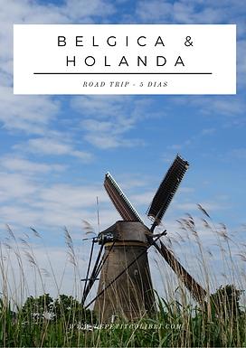 BELGICA & HOLANDA – Road trip en 5 DÍAS