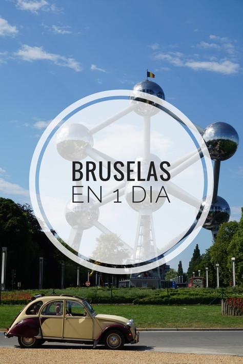 BRUSELAS en 1 dia - Que ver y hacer