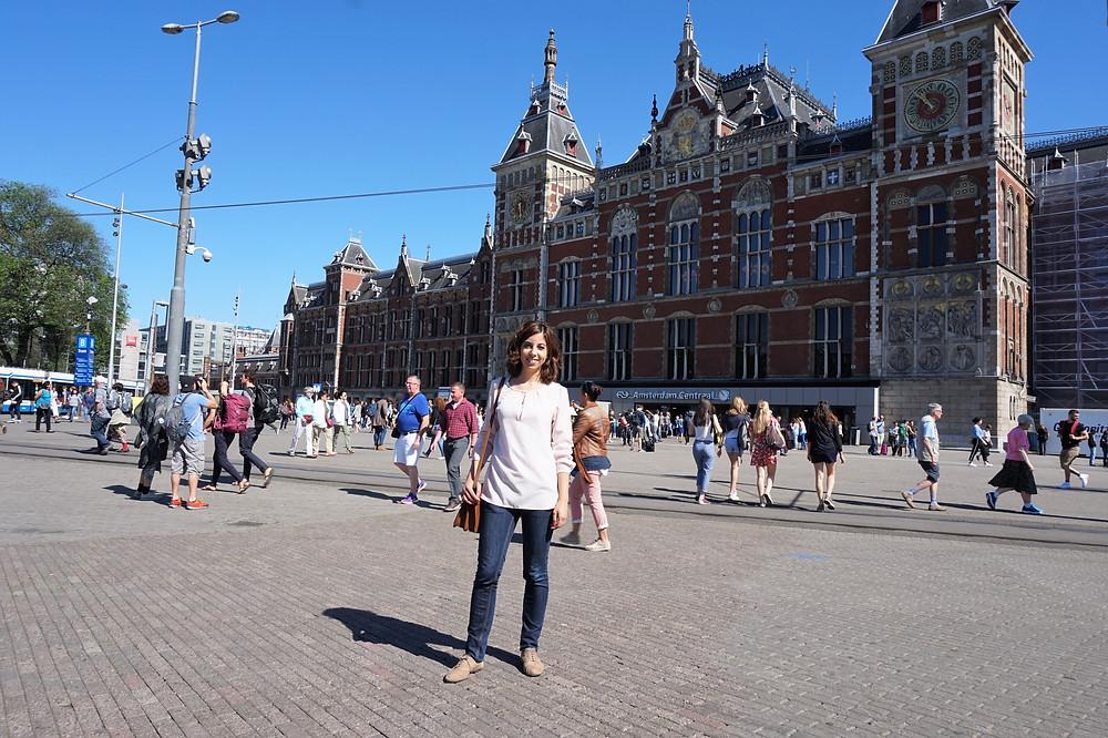 estacion central amsterdam