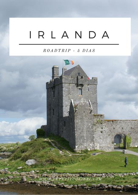 IRLANDA ROAD TRIP - 5 DIAS POR LIBRE