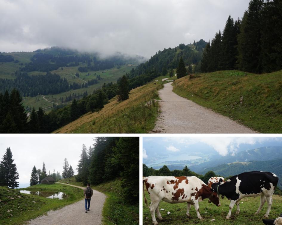senderismo por austria