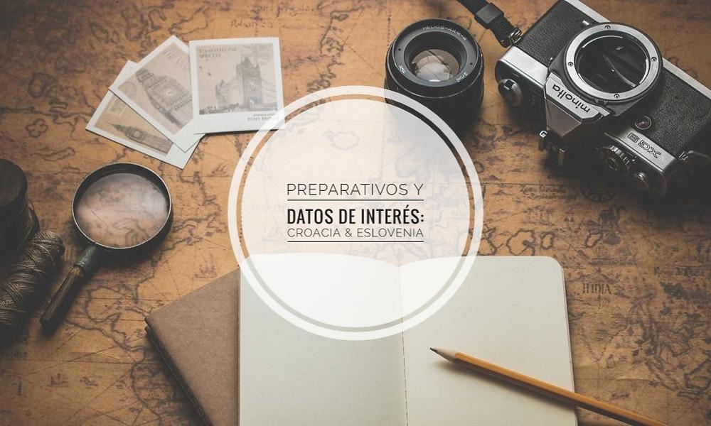 PREPARATIVOS Y DATOS DE INTERES