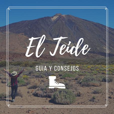 EL TEIDE - GUÍA y CONSEJOS