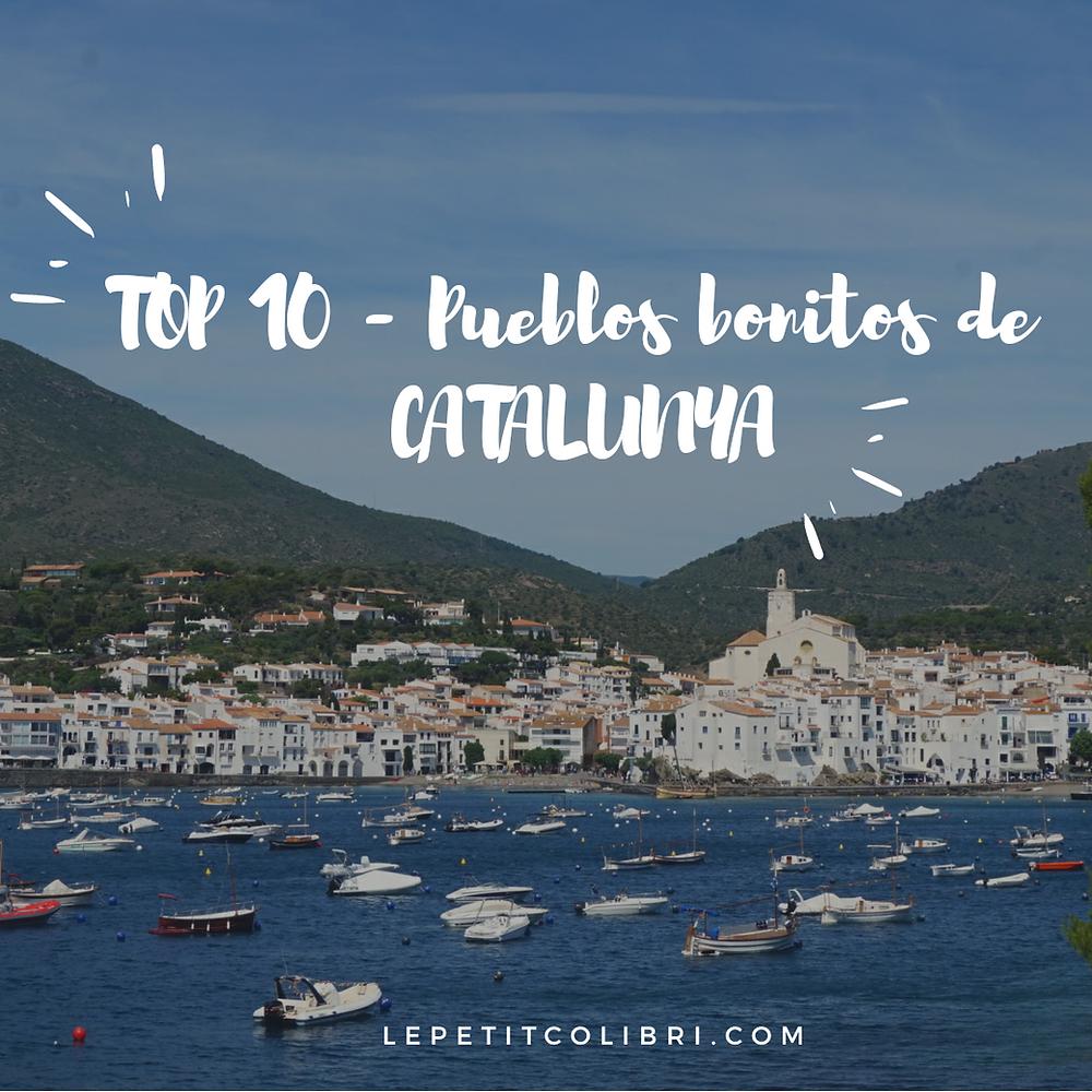 pueblos catalunya