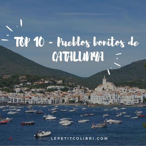 Top 10 – Los pueblos más bonitos de CATALUNYA