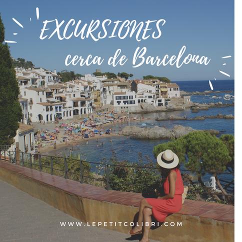 ESCAPADAS cerca de Barcelona: Buenas, Bonitas y Baratas