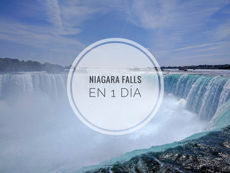 NIAGARA FALLS - en 1 dia